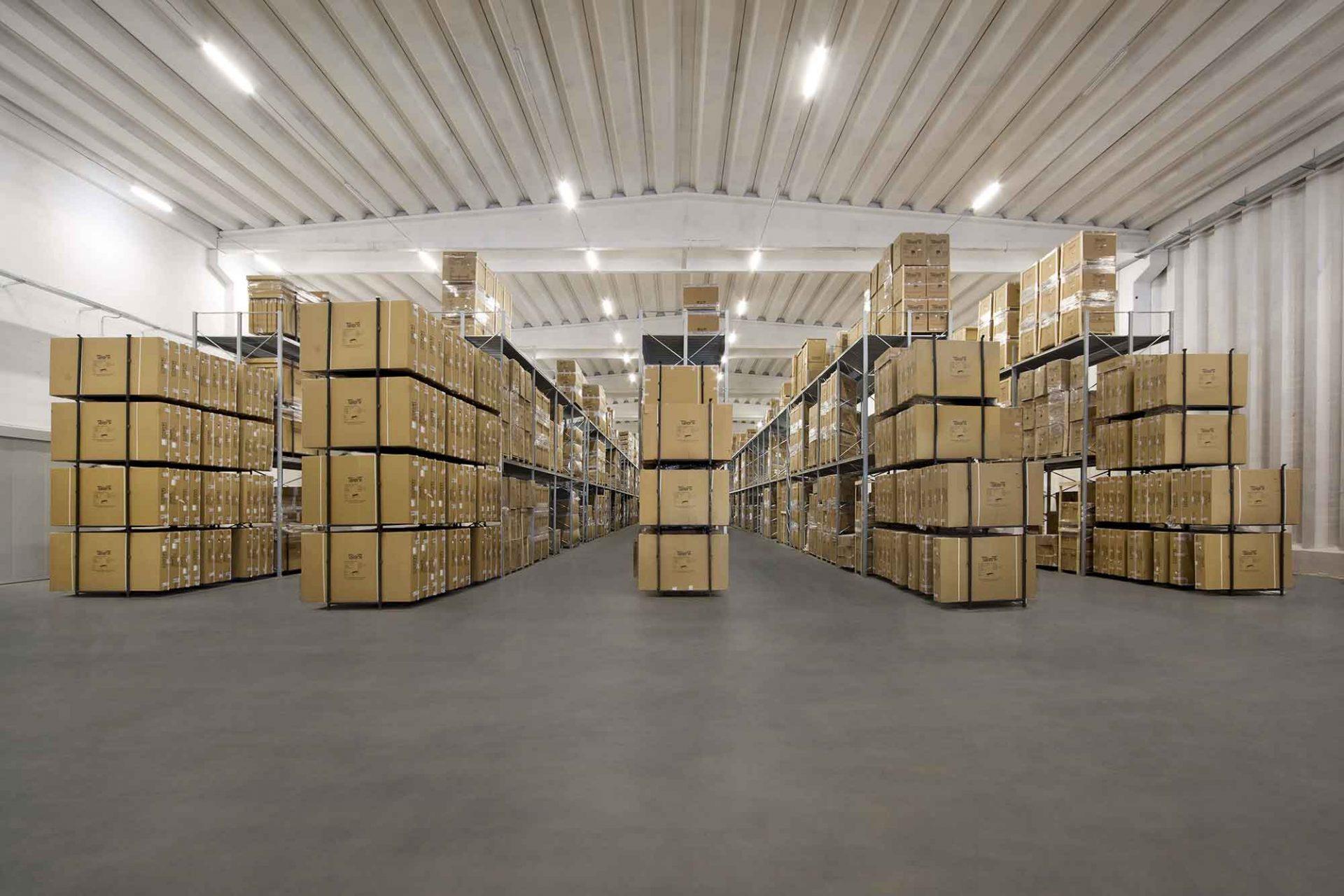 Talenti HQ, warehouse