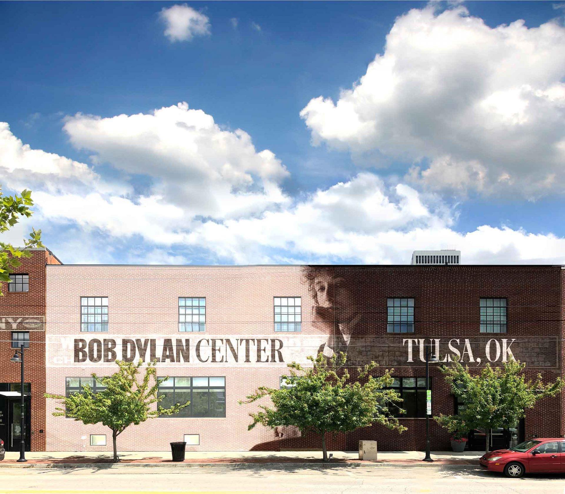 Bob Dylan Center, Tulsa