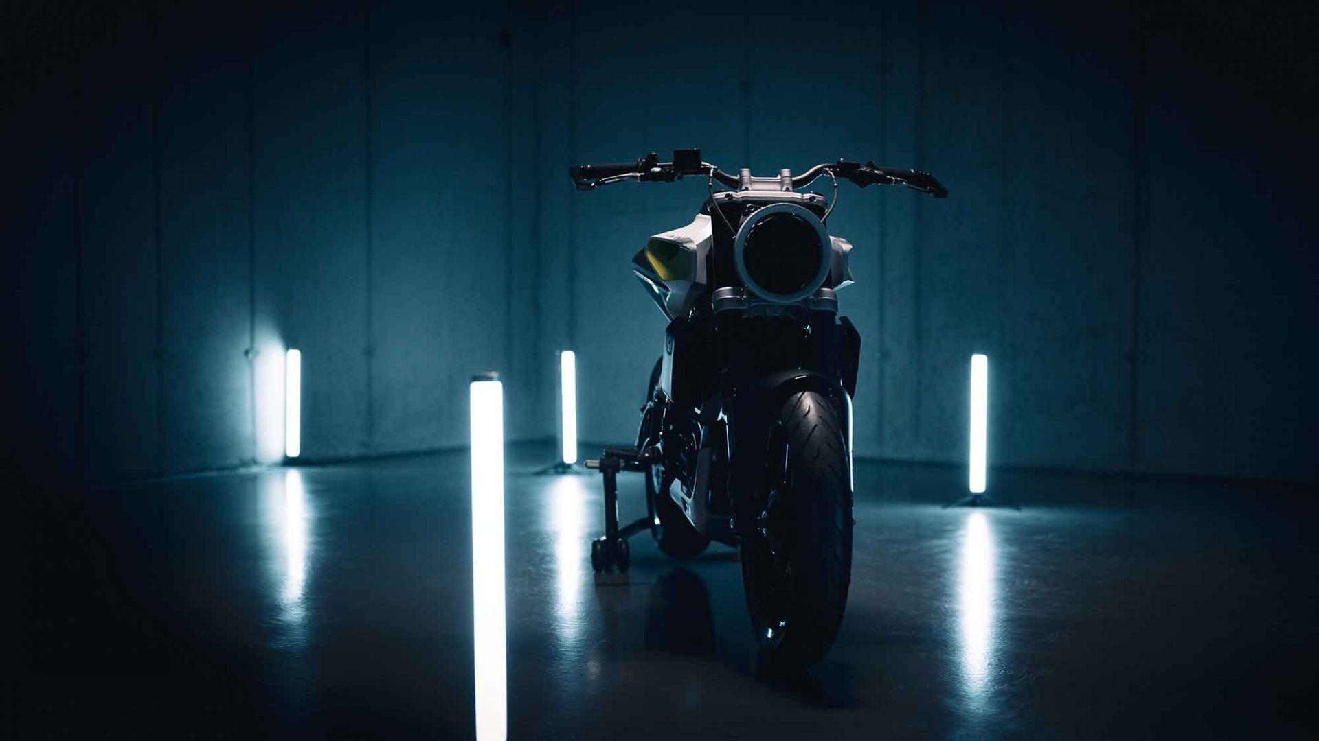 E-Pilen, Husqvarna Motorcycles