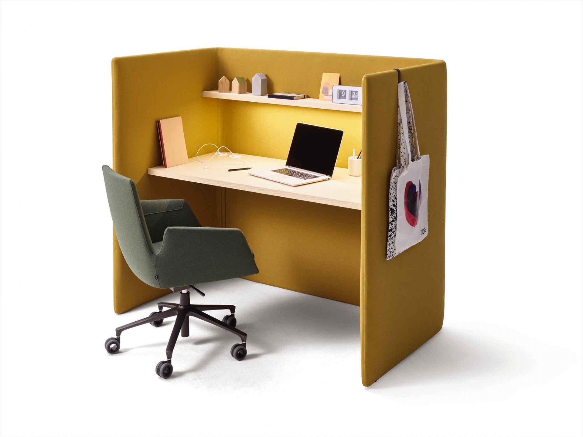 COR, Floater-Schreibtisch