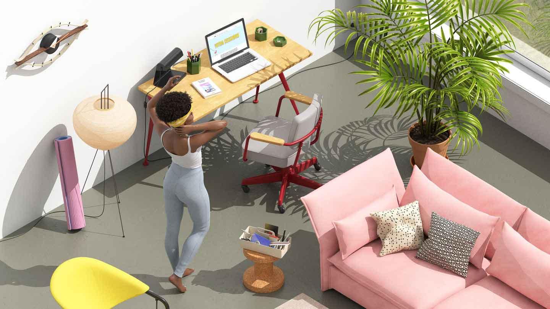 Vitra Home Dynamics