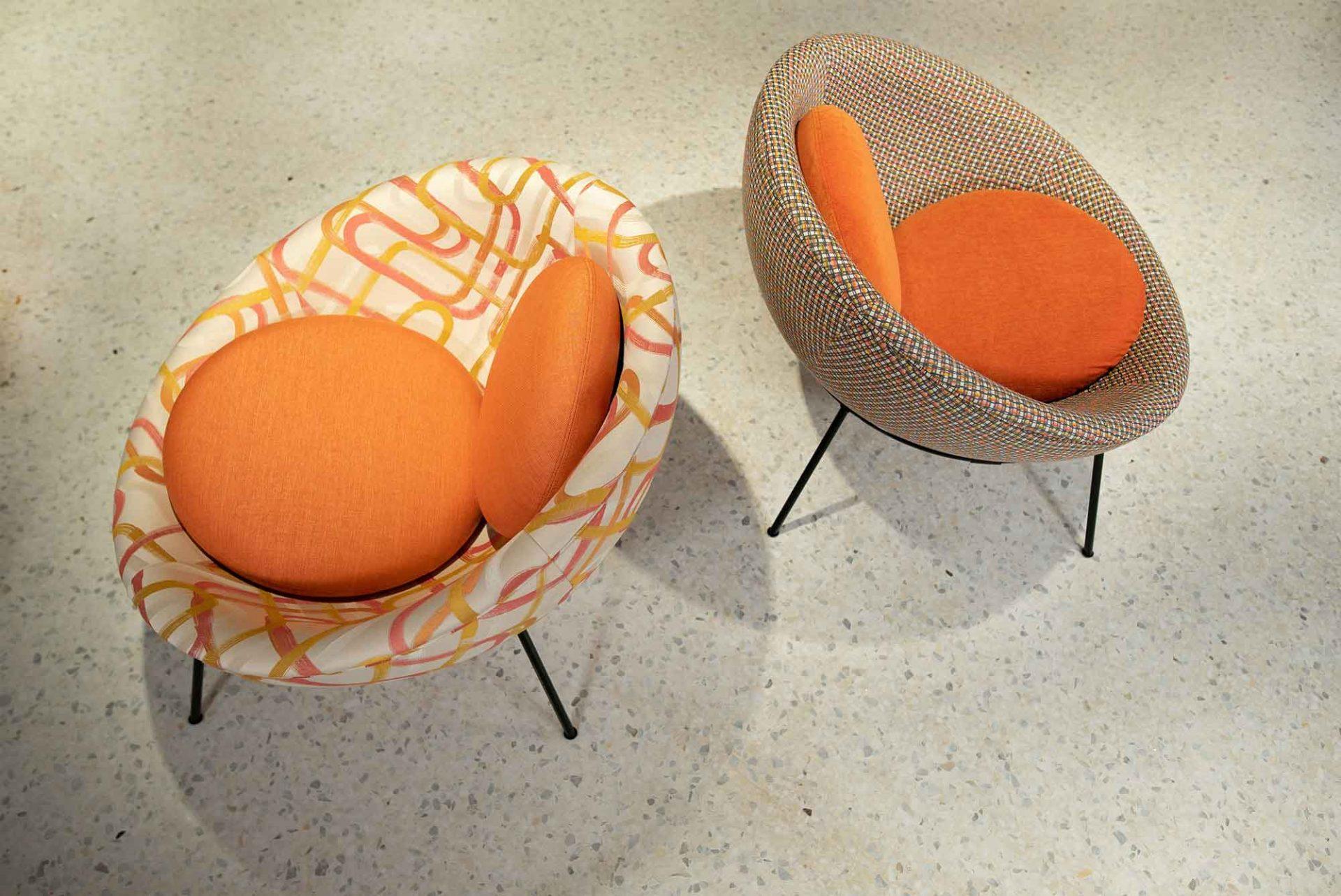 Bowl Chair, Lollipop, Eureka