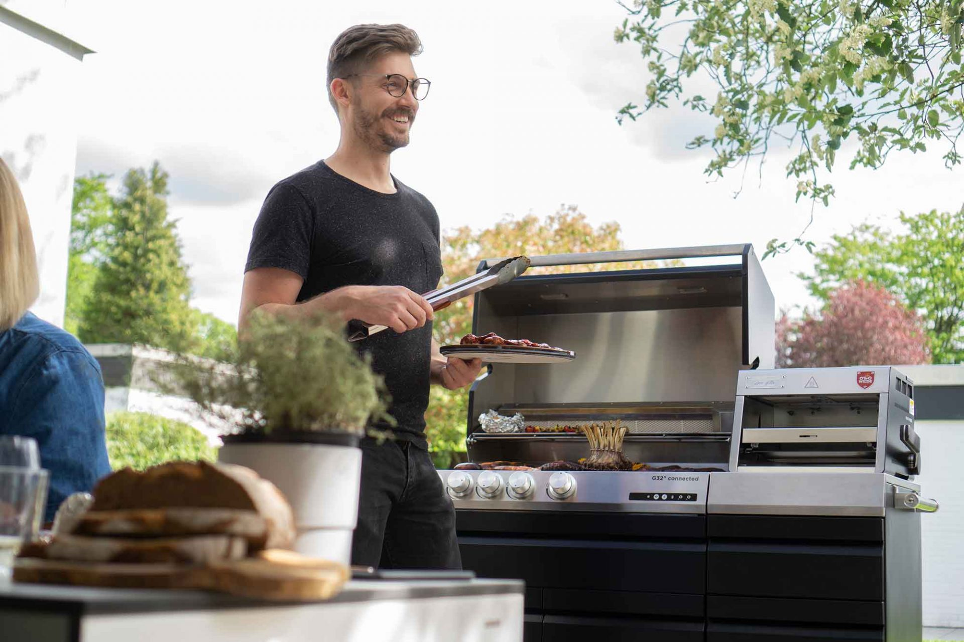 Miele, Otto Wilde Grillers