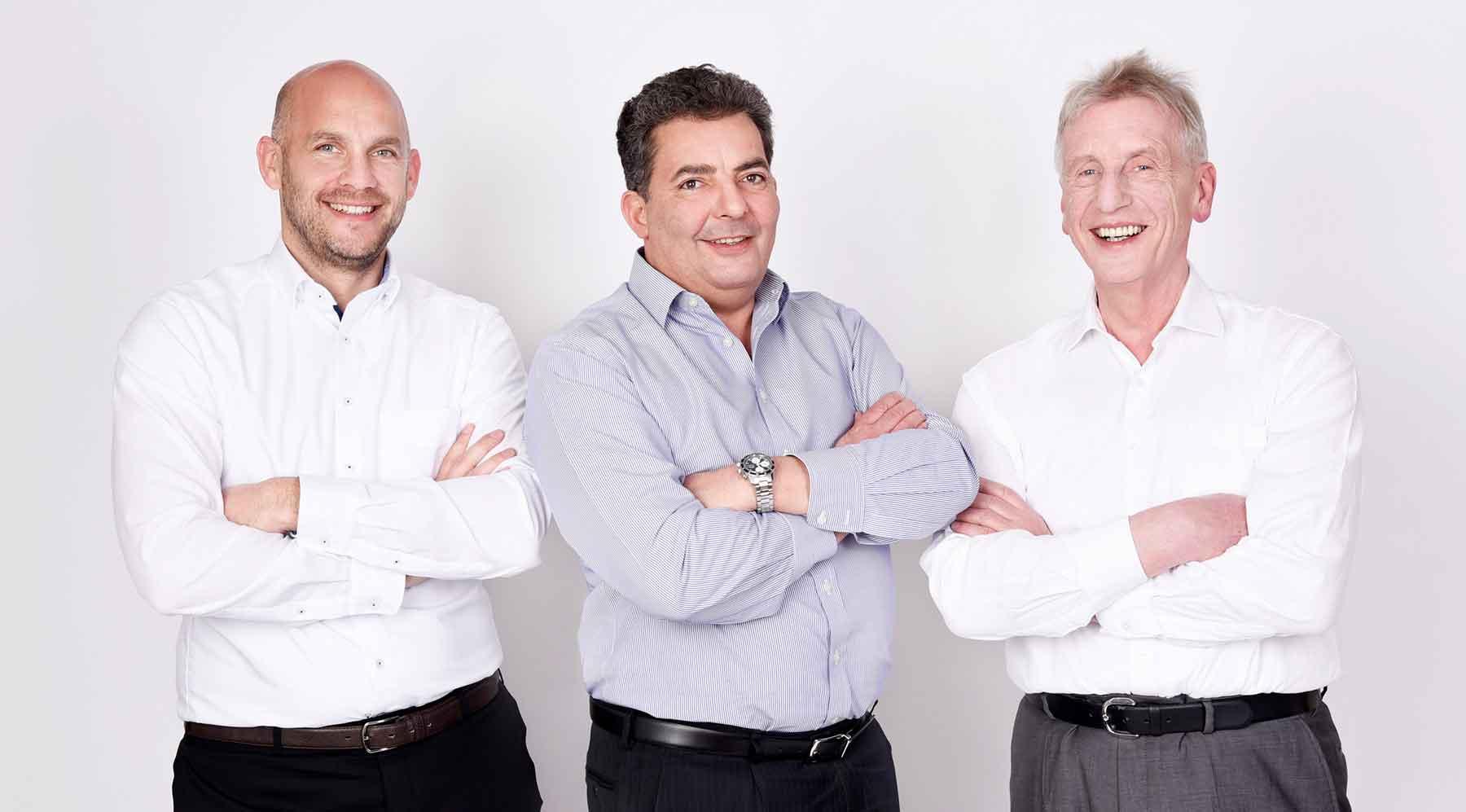 HPB, Feststoffakkus, Leading team