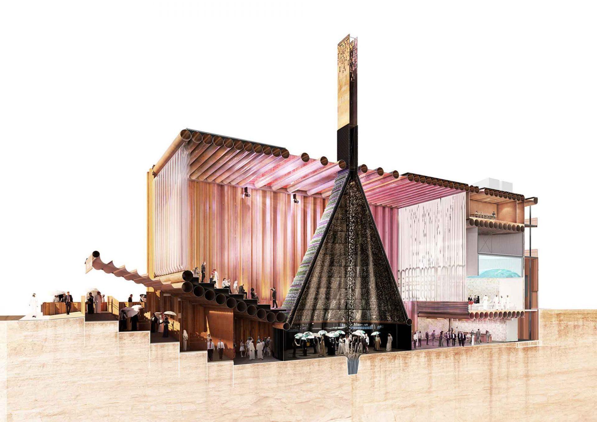 V8 Architects, Expo Dubai