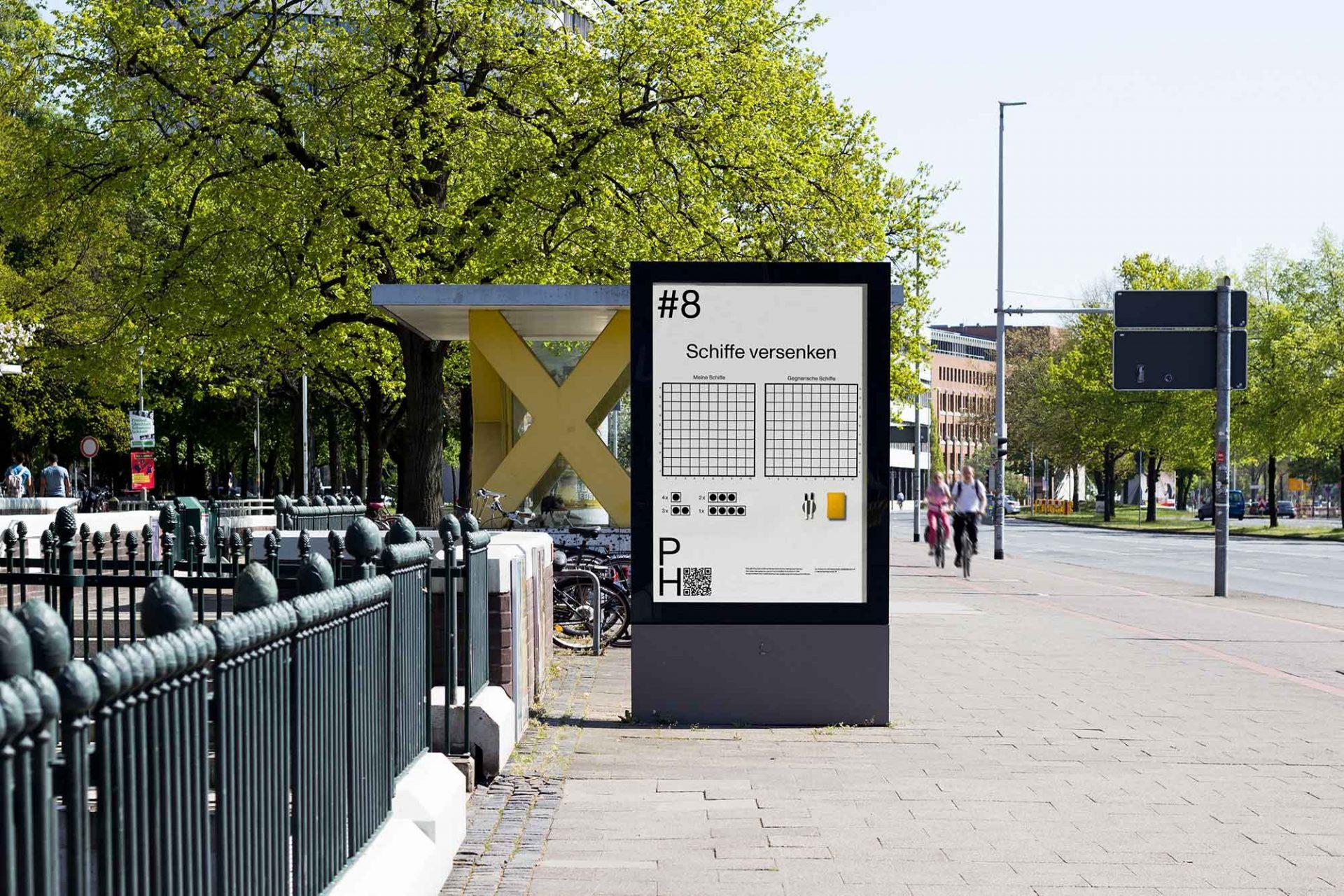 Platzhalter, Hannover