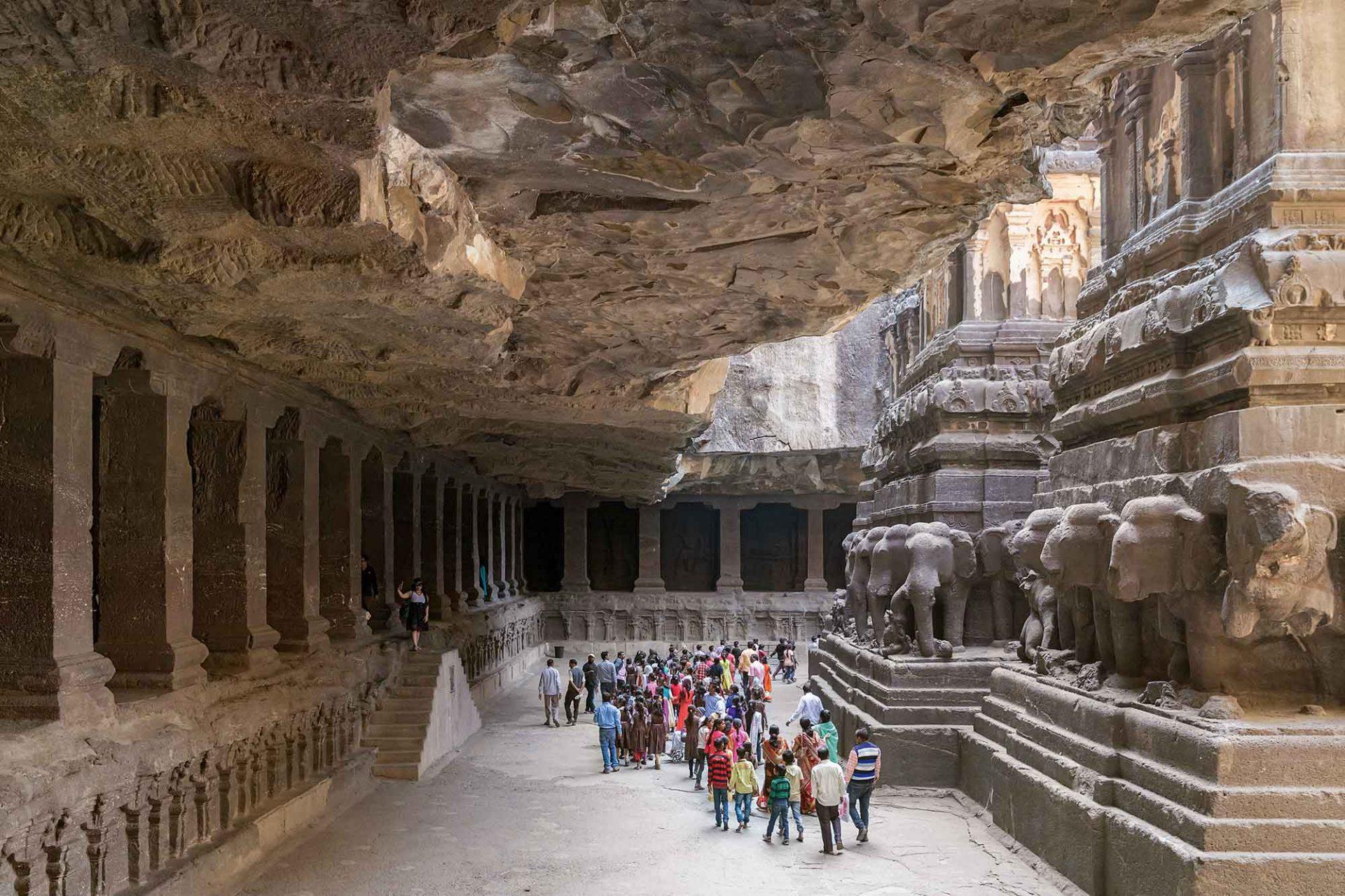 Dig it - Kailaa-Tempel