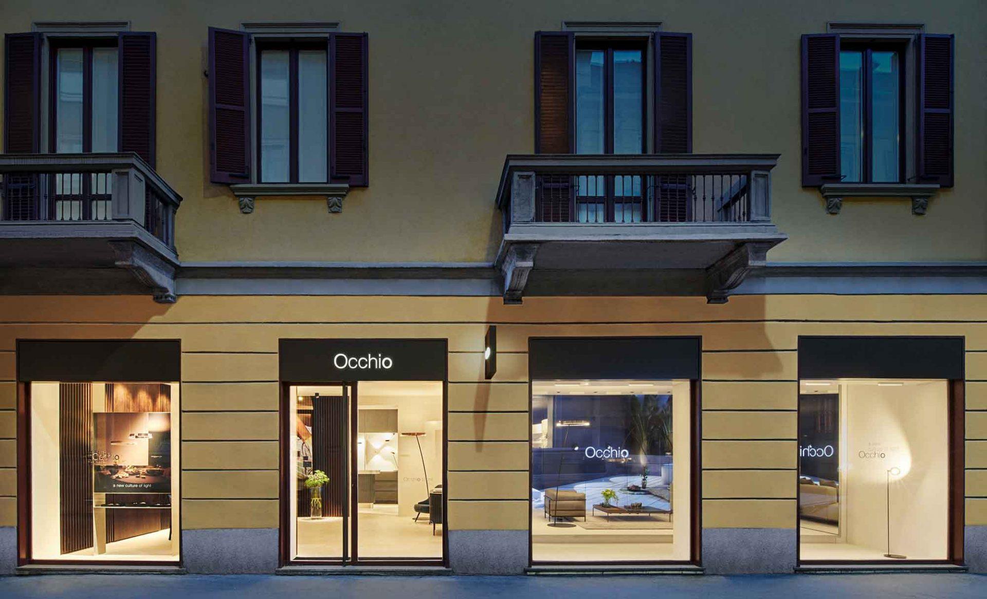 Occhio, Flagshipstore Milano
