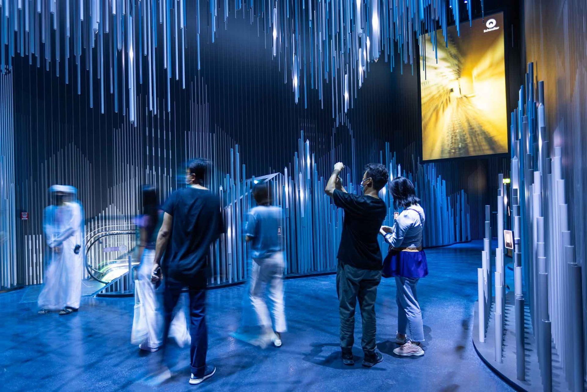 Schweiz Pavillon, Expo Dubai